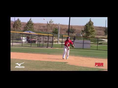 Jack Gold, 2023 MIF, Palos Verdes Peninsula High School. Prep Baseball Report  Workout 10/11/2020