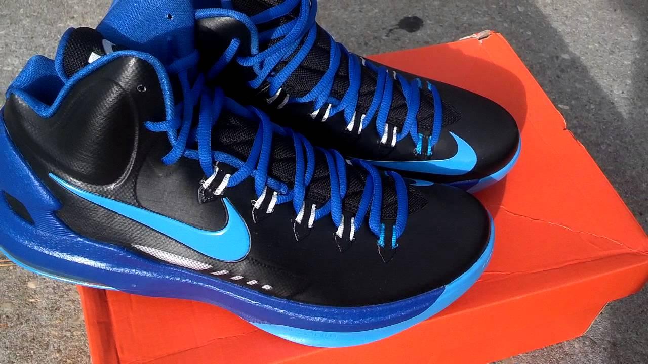 blue kd 5