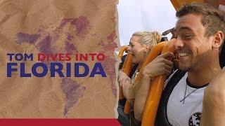 Tom Dives Into Florida