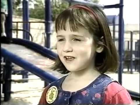 Mara Wilson brief . Age 6.1994.