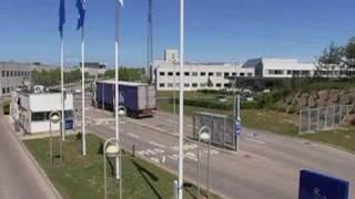 مصنع نوفو نورديسك للإنتاج في الدانمارك