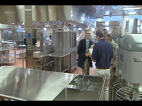 New $26 million kitchen unveiled at Delaware prison