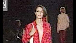 ANTONIO FUSCO Spring Summer 2000 Milan - Fashion Channel