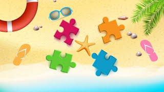 Пазлы для взрослых море (Puzzles for adults sea)