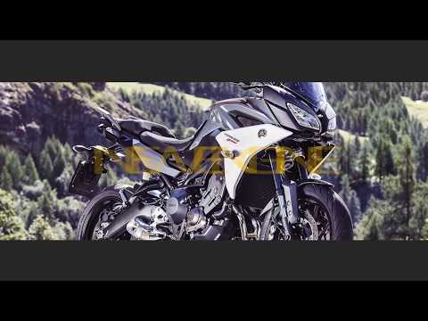 New  Yamaha Tracer  Concept Sport Touring