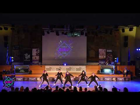 RAVENS CREW (ATHENS) - BOUNCE 2018 ADULTS CATEGORY
