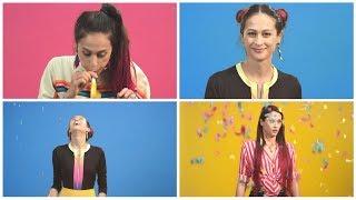 Djamila - I LOVE IT LOUD (Official Video)