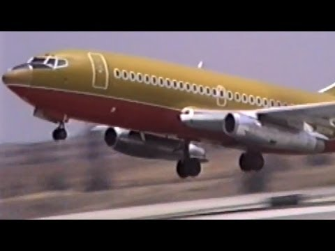 Southwest 737-200's & Their First -300
