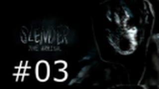 Let´s Play Slender The Arrival 003#[HD] Together-Slendis Gefährte?