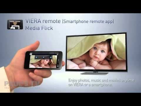Panasonic - Smart Viera Features 2012