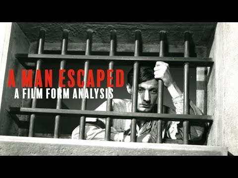 A Man Escaped: The Minimalist Approach Of Robert Bresson's Film Form