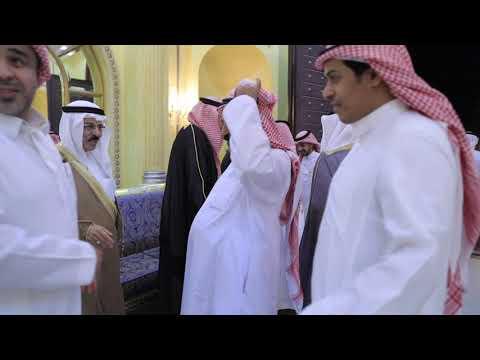 حفل زواج الشاب جابر بن فضل الرحيلي قاعه امسيتي