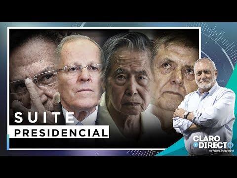 Suite presidencial - Claro y Directo con Augusto Álvarez Rodrich