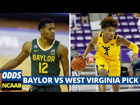 Baylor vs West Virginia Pick   College Basketball Predictions   March 2nd