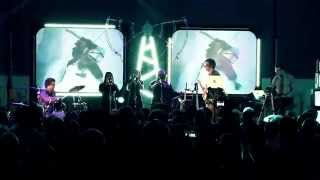 PUBLIC SERVICE BROADCASTING - Everest (Live at The RAF Museum, London, May 2014)