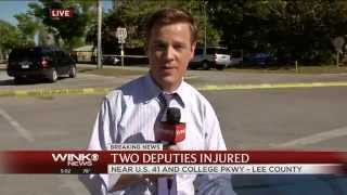 Cayle Thompson - Breaking News Reporter & Field Anchor