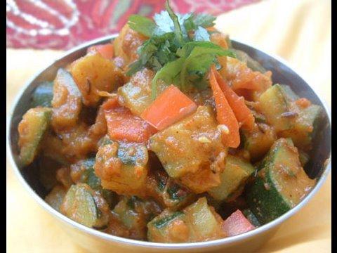 recette-indienne-massala-courgettes-aux-Épices-₪-pankaj-sharma