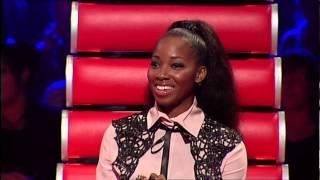 Kiera Dignam performance on The Voice of Ireland