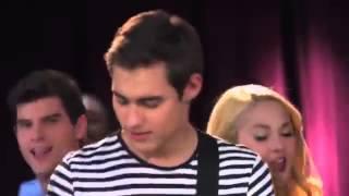 Violetta 2   Momento Musical Violetta y Elenco cantan On Beat   Alta Calidad HD   Capitulo 36