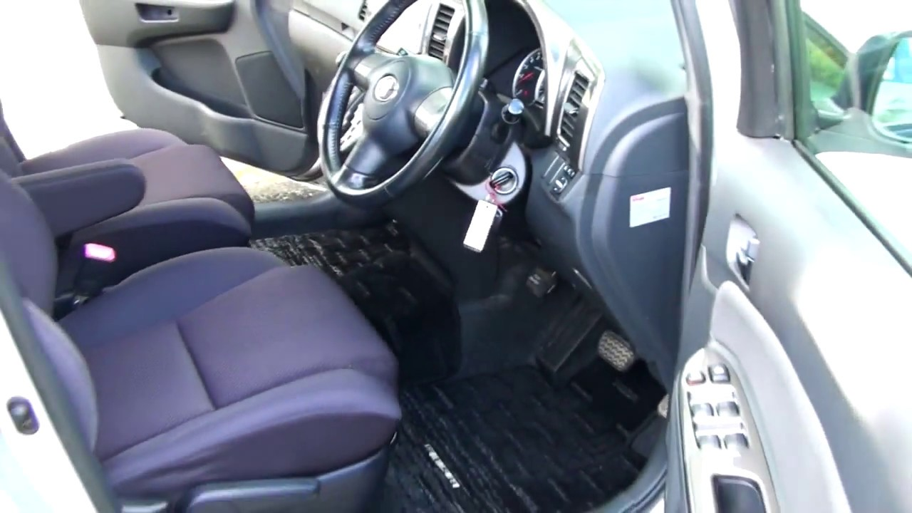Toyota Wish 2005 7 Seater 1 8l Auto Doovi