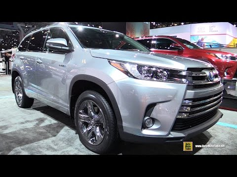 Model 2016 Toyota Highlander ReviewGREAT USE OF SPACE  Doovi