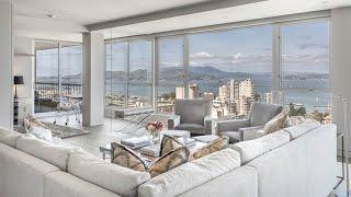Sleek Contemporary Home with 180-Degree Views  in San Francisco, California