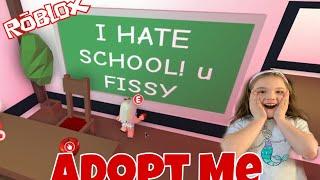 Adopt Me! I'm The Worst Kid Ever!
