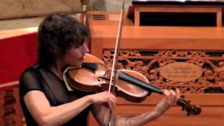Henry Purcell: Prelude for solo violin in G Minor; Lisa Grodin, baroque violin