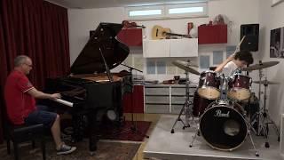 Boogie Woogie Piano & Drums