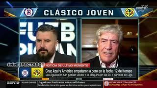 (1/2) Análisis del CRUZ AZUL vs AMÉRICA - Jornada 12 Apertura 2020 - Futbol Picante