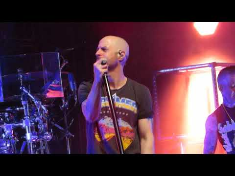 Daughtry With Or Without You U2   @ Caesars Circus Maximus Theatre