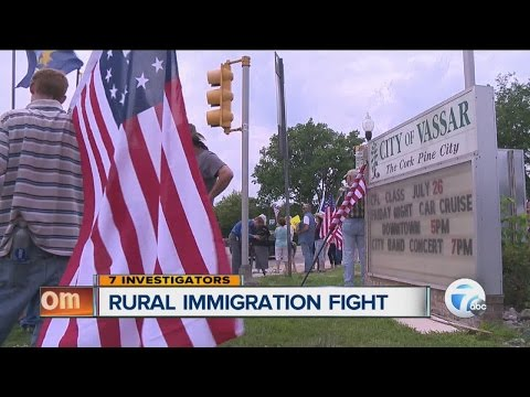 Rural immigration fight
