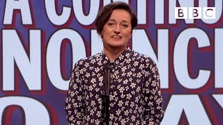 Unlikely things for a continuity announcer to say - Mock the Week - BBC Two