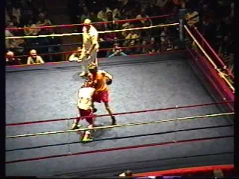 Atlantic Boxing Television: Episode 21 - Fight 1: ...