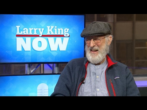 James Cromwell on protesting: I get bolder as I age | Larry King Now | Ora.TV