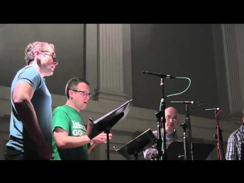 Three American Folk Hymns feat. New York Polyphony [Gregory W. Brown]