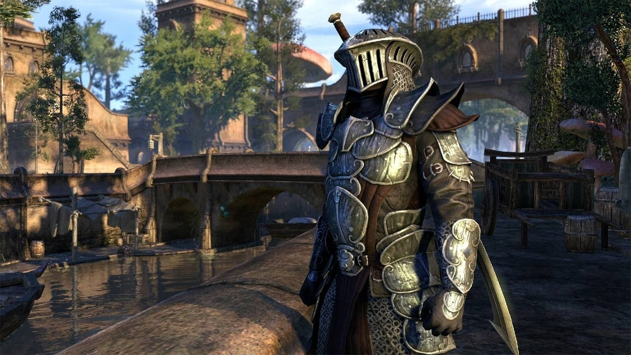 The Elder Scrolls Online A Brief History Of Morrowind Youtube