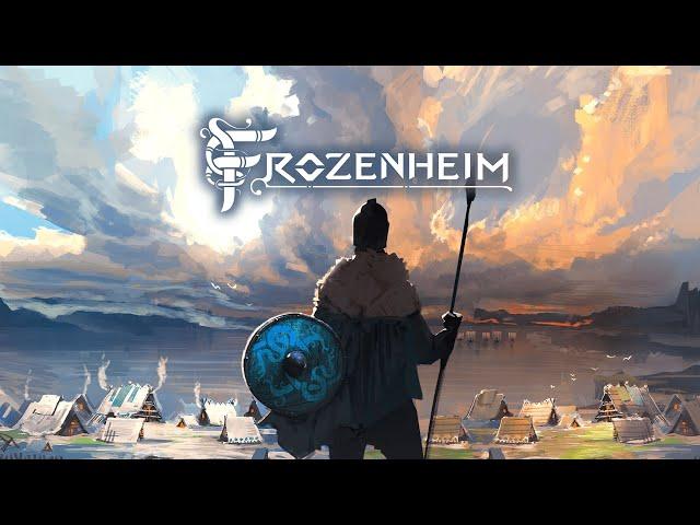 Frozenheim 🛡️ Neues Wikinger Strategie Game 💥 XXL Angezockt | Kampagne [Deutsch]