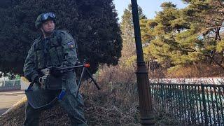 러시아군 신형 전투식량 ИРП 메뉴 1 점심 먹방,리뷰…