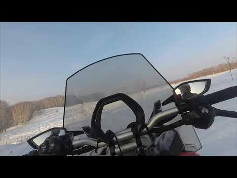 BRP Expedition SE 900 ACE Turbo. Проскальзывает гусеница.