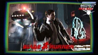RazörFist Arcade: BLADE RUNNER (Part 1)