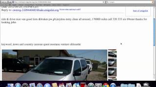 Craigslist St Cloud MN - Used Cars, Trucks, Vans and SUVs For Sale by Owner