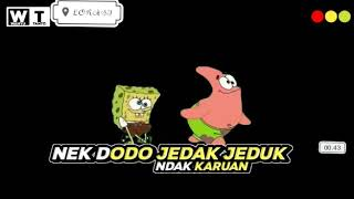 Spongebob story wa