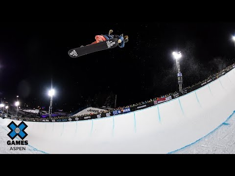 FULL BROADCAST: SoFi Women's Snowboard SuperPipe | X Games Aspen 2019
