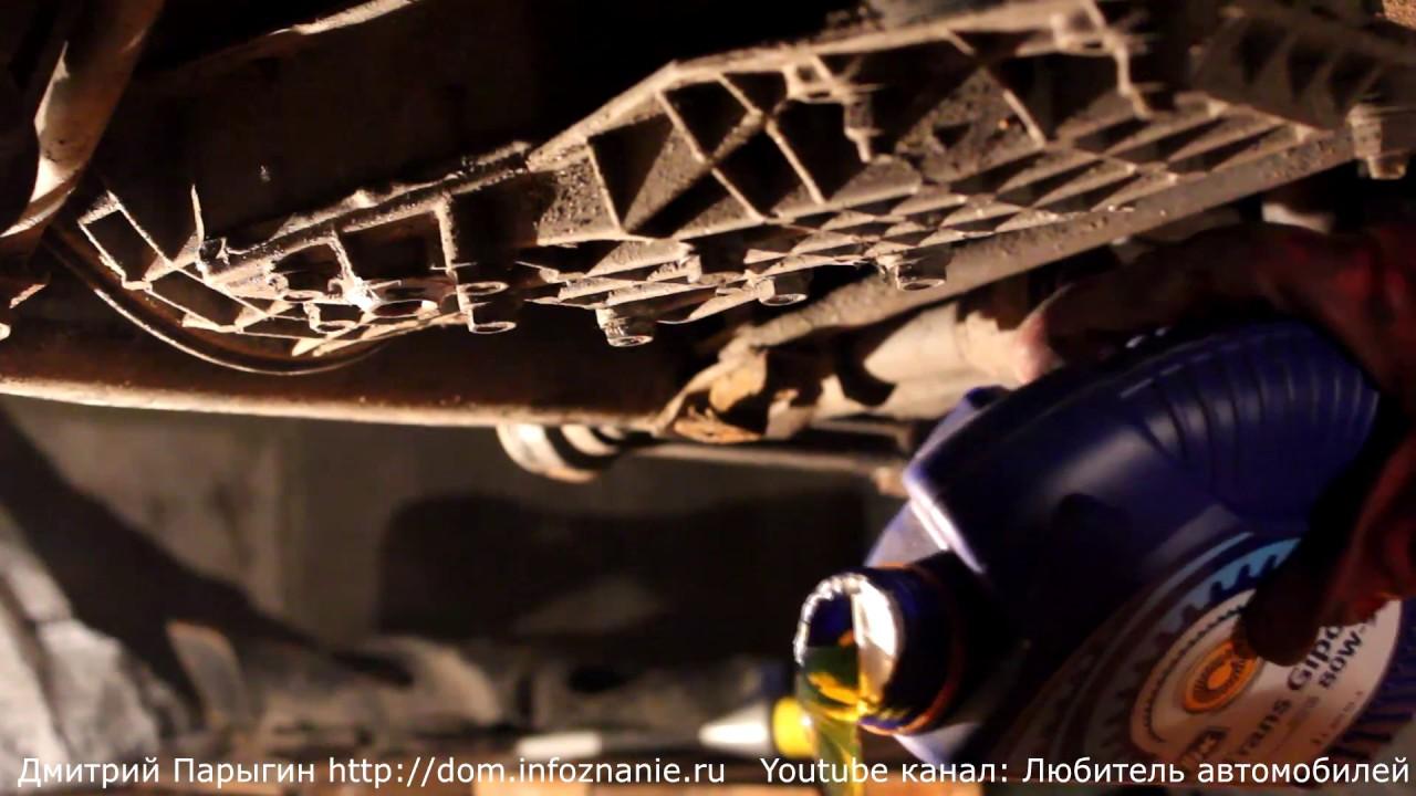 масло в мосты нива шевроле