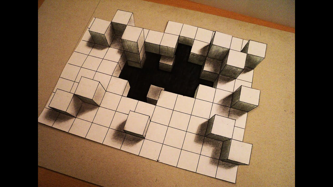 Illusions Artikel russische Puzzle