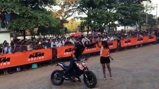 KTM Stunt Mania Belgaum