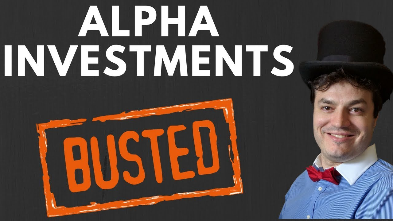 Rudy From Alpha Investments Exposed Youtube