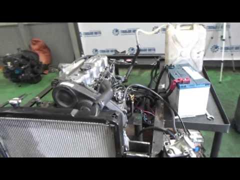 Тест-запуск двигателя Hyundai Porter D4BB 1100057
