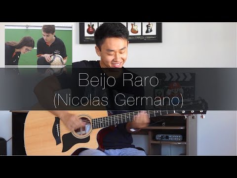 (Nicolas Germano) Beijo Raro - Rodrigo Yukio Cover   7K Subs, Parceria Nicolas Germano 2018
